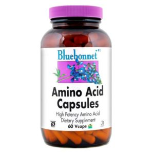 Buy Best Bluebonnet Complete Amino Acid Supplement in India from VitSupp Healthcare