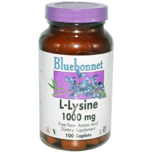 Buy Best Bluebonnet L-Lysine Amino Acid Supplement in India from VitSupp Healthcare