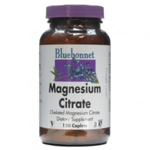 Buy Best Bluebonnet Magnesium Citrate Supplement in India from VitSupp