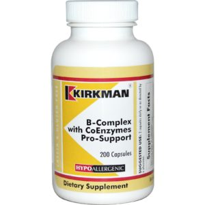 Buy Best Kirkman B-Complex Supplement in India from VitSupp