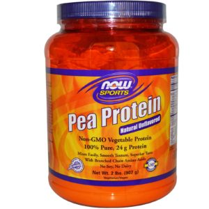 Buy Best Now Pea Protein Powder in India from VitSupp Healthcare
