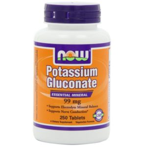 Buy Best Now Potassium Gluconate Supplement in India from VitSupp Healthcare
