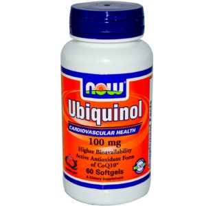 Buy Best Now Ubiquinol - CoQ10 Supplement in India from VitSupp Healthcare