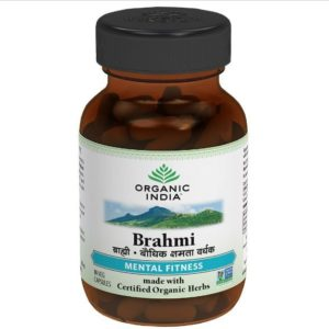 Buy Best Organic Brahmi - Gotu Kola Supplement in India from VitSupp Healthcare