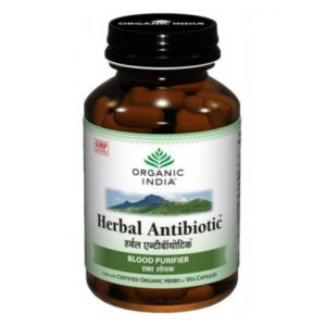 Buy Best Organic Neem Herbal Antibiotic Supplement in India from VitSupp