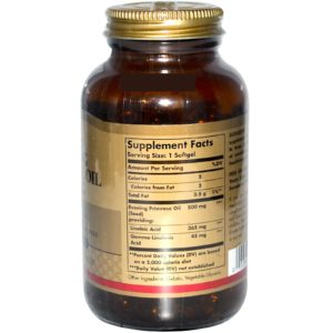 Buy Best Solgar Evening Primrose Oil in India from VitSupp 2