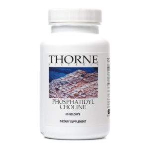 Buy Best Thorne Phosphatidyl Choline Supplement in India from VitSupp Healthcare
