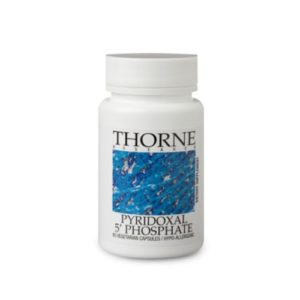Buy Best Thorne Vitamin B6 P5P Supplement in India from VitSupp 2
