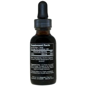 Nascent Iodine Supplement 30ml