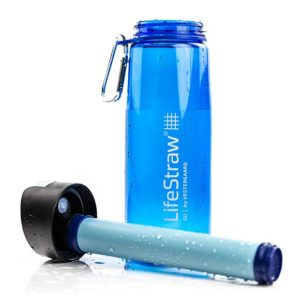 LIFESTRAW GO PORTABLE WATER PURIFIER FOR OUTDOORS 2