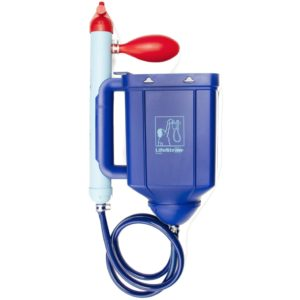 LifeStraw Family Portable Water Purifier for Camping in India