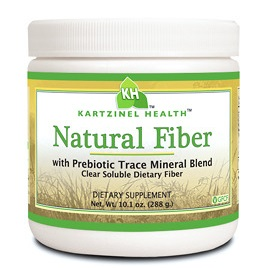 Kartzinel Natural Fiber Supplement
