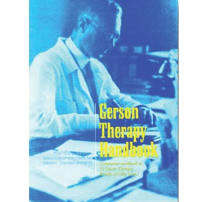 GERSON THERAPY HANDBOOK IN INDIA