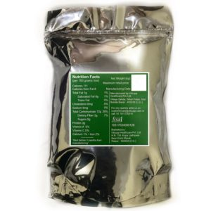 Farmer's Fresh Jawaful Rice - Nutrition Value