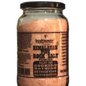 Hathmic Himalayan Pink Rock Salt Powder 1 Kg-1