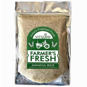 Farmer's Fresh Jawaful Rice