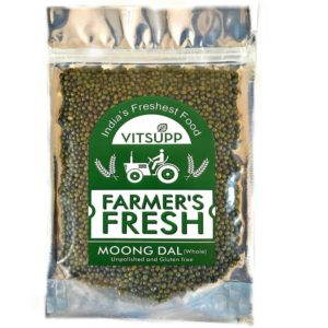 Farmer's Fresh Moong Dal Whole