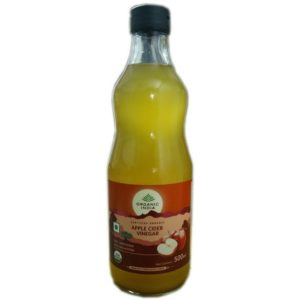 Organic India Apple Cider Vinegar-500ml