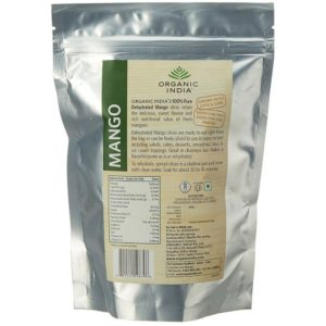 Organic India Dehydrated Mango Slices - 200 Gm-1