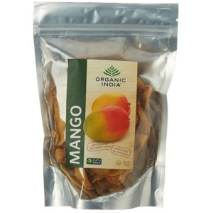 Organic India Dehydrated Mango Slices - 200 Gm