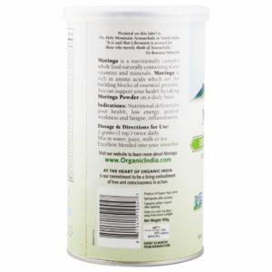 Organic India Moringa Powder-100g-1