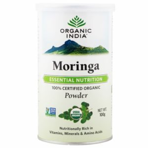 Organic India Moringa Powder-100g