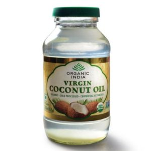 Organic India Organic Virgin Coconut Oil - 500ml