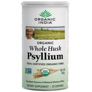 Organic India Psyllium whole husk-100gm