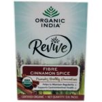 Organic India Revive Fibre Cinnamon Spice 15N Packs-120g