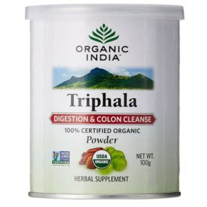 Organic India Triphala Powder - 100 gm