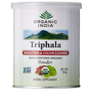 Organic India Triphala Powder - 100 gm