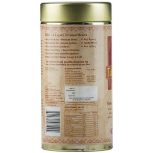 Organic India Tulsi Masala Tea-100 gm-1