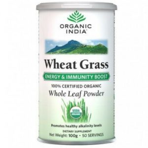 Organic India Wheat Grass -100 g