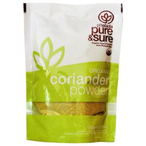 Pure & Sure Organic Coriander Powder-100g