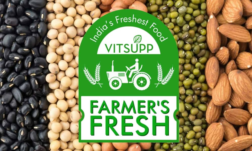 VitSupp Farmer's Fresh India's Freshest Food