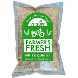 Farmer's Fresh Quinoa White