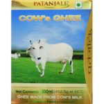 Patanjali Cow's Ghee-500ml