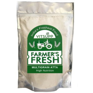 Farmer's Fresh Multigrain Atta